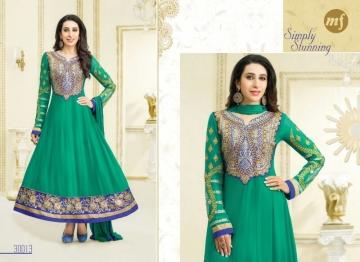 Designer Anarkali - Eliza 3 - WA0039