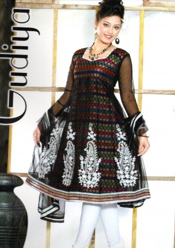 Designer Anarkali - Gudiya - 02