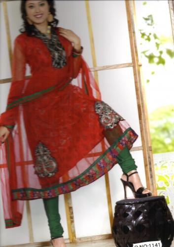 Designer Anarkali - Gudiya - 03