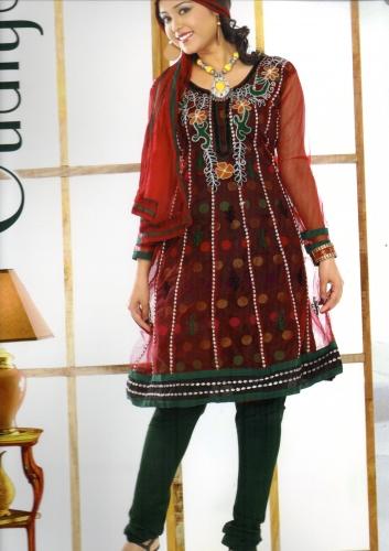 Designer Anarkali - Gudiya - 04