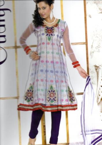 Designer Anarkali - Gudiya - 05