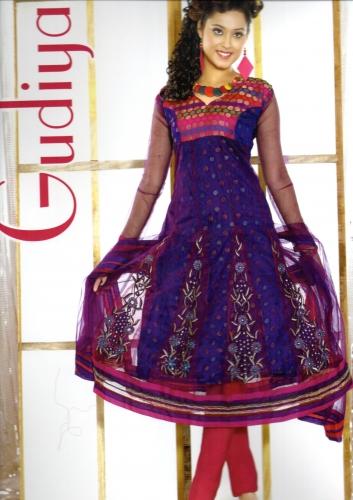 Designer Anarkali - Gudiya - 06