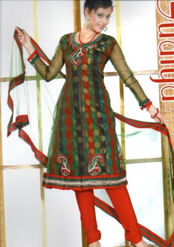 Designer Anarkali - Gudiya - 08