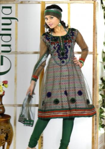 Designer Anarkali - Gudiya - 09