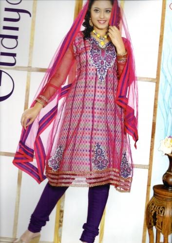 Designer Anarkali - Gudiya - 10