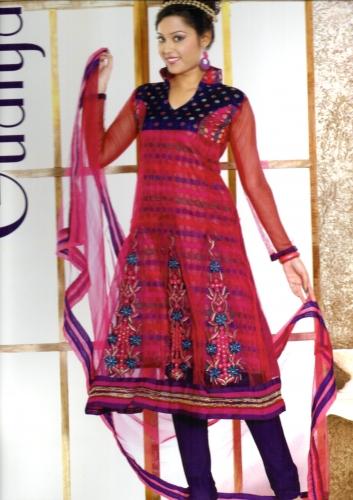 Designer Anarkali - Gudiya - 11