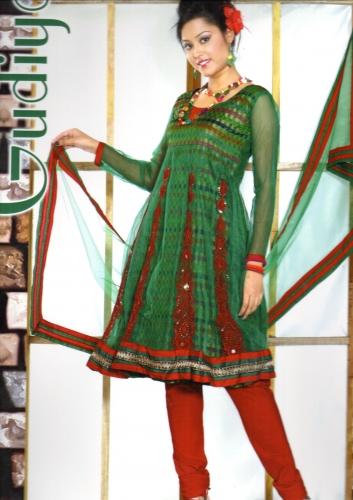 Designer Anarkali - Gudiya - 12