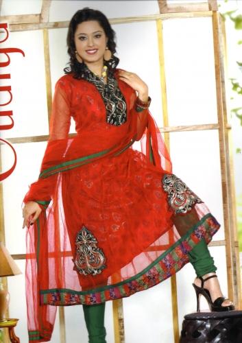 Designer Anarkali - Gudiya - 13