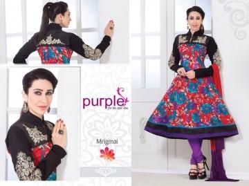Designer Anarkali - Karishma - A0001