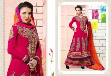 Designer Anarkali - Rang Rasiya - WA0005