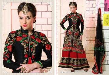 Designer Anarkali - Rang Rasiya - WA0006