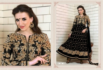 Designer Anarkali - Rang Rasiya - WA0008