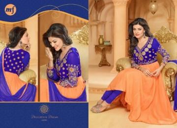 Designer Anarkali - Sushmita - SC005