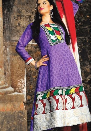 Dress Material - Sanskruti - SC0012