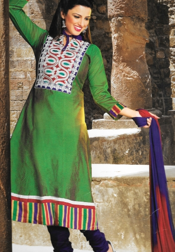 Dress Material - Sanskruti - SC009