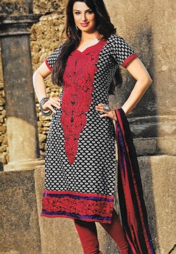 Dress Material - Sanskruti - SC007