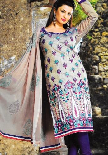 Dress Material - Sanskruti - SC001