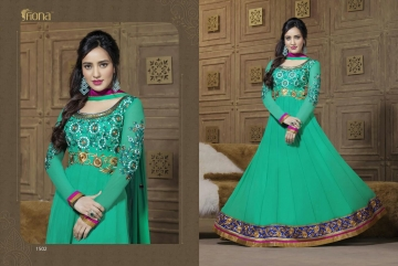 Designer Anarkali - Neha Sharma - WA002