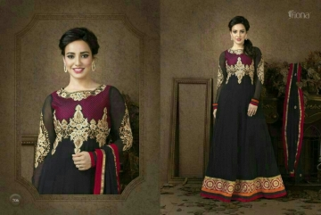 Designer Anarkali - Neha Sharma - WA001