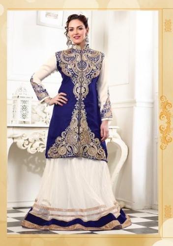 Designer Anarkali - Sathiya - WA0046