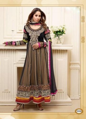 Designer Anarkali - Sathiya - WA0052