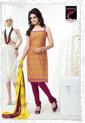 Cotton printed - Satin Queen - 6305