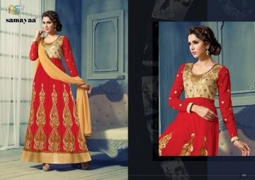 Designer Anarkali - Jaguar - SC72909