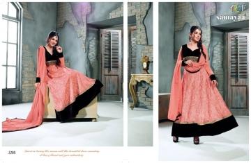 Designer Anarkali - Bhumika - 2208