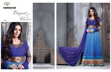 Designer Anarkali - Bhumika - 2206