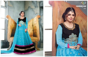 Designer Anarkali - Bhumika - 2203