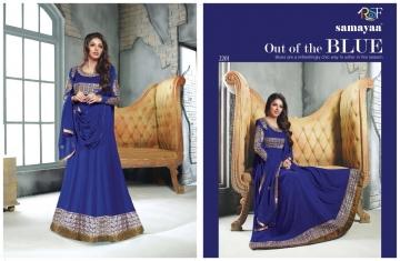 Designer Anarkali - Bhumika - 2201