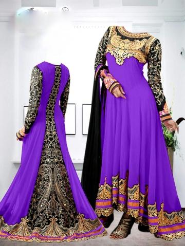 Exclusive Anarkali - SC252-4
