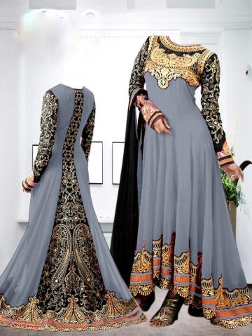 Exclusive Anarkali - SC252-5