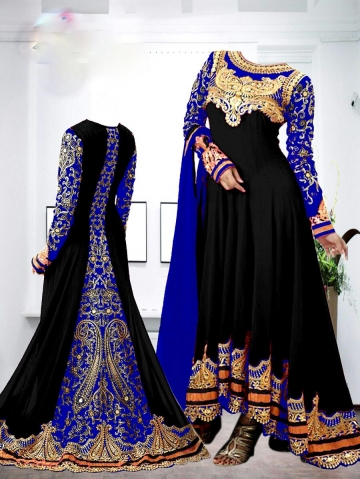 Exclusive Anarkali - SC252-12