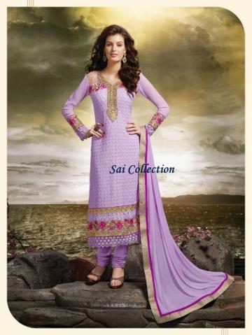 Designer Anarkali - Kashmira- WA0032