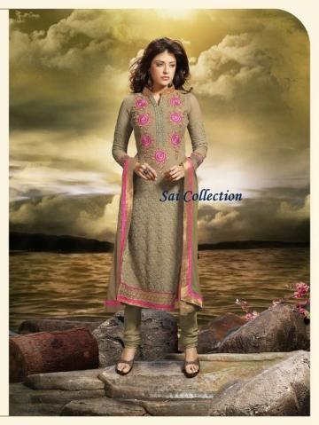 Designer Anarkali - Kashmira- WA0028