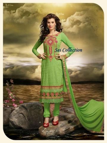 Designer Anarkali - Kashmira- WA0026