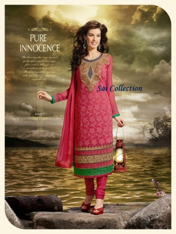 Designer Anarkali - Kashmira- WA0025