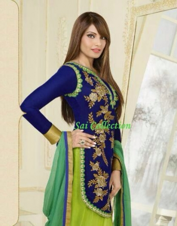 Designer Anarkali - Bipasha - WA006