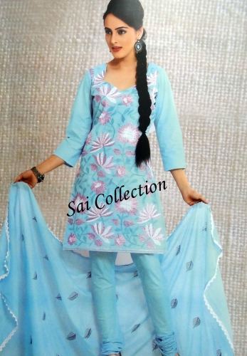 Dress Material - Salwar - D110
