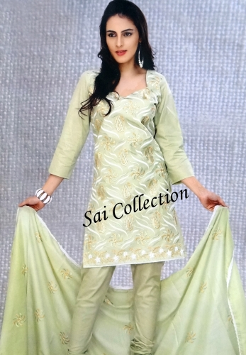 Dress Material - Salwar - D109