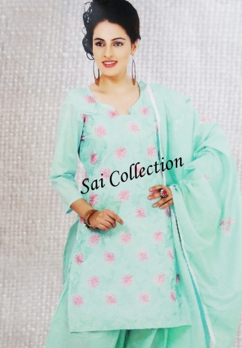 Dress Material - Salwar - D107