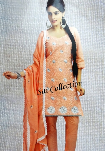 Dress Material - Salwar - D106