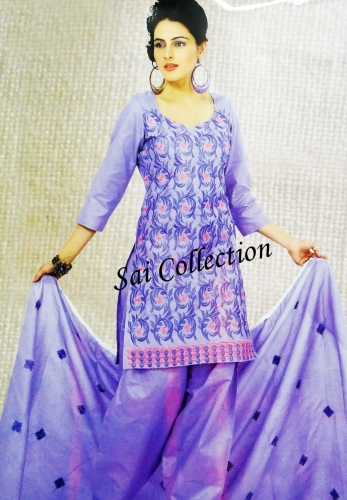 Dress Material - Salwar - D105
