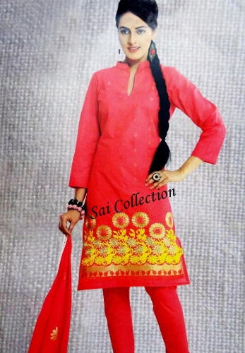 Dress Material - Salwar - D104