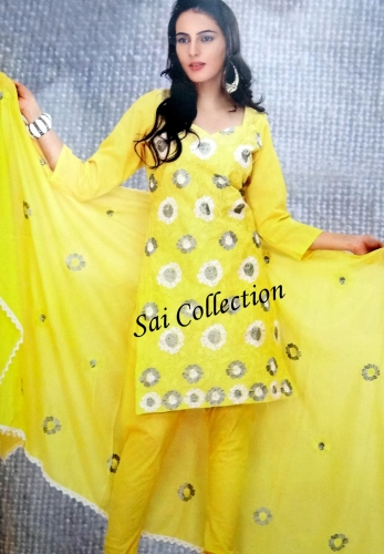 Dress Material - Salwar - D102